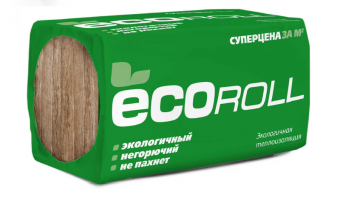 Knauf ЭкоРолл плита (100мм)(0,6м3)